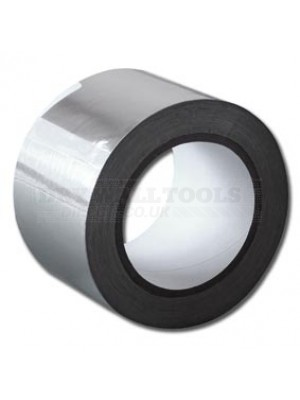Arrow 30 Micron Aluminium Foil Tape 100mm x 45 Meters - INSAJT100