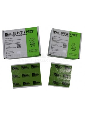 FSI NS Putty Pads Single 170mm x 170mm x 4mm - C100PPS