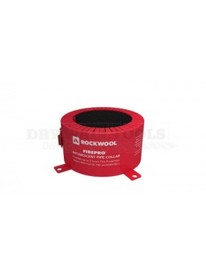 Rockwool 110mm Pipe Collar - 128060