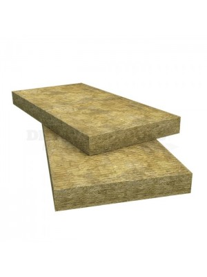 Rockwool RW3 1200mm x 600mm x 100mm 2.88m² (Pack of 4) - 181186