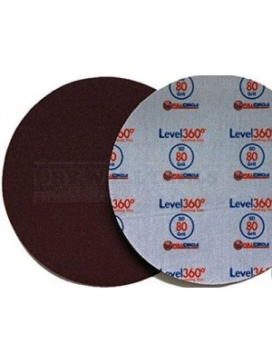 Full Circle 120g Sanding Pads - 5 Sheets
