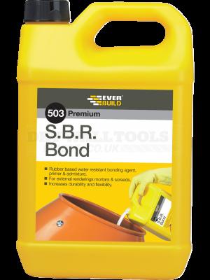 Everbuild 503 SBR Bond 5 Litre - SBR5L