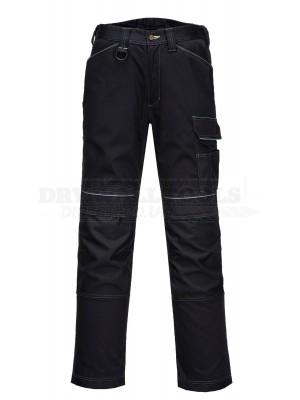 "Portwest PW3 Urban Work Trousers Black (Size 38"")- (T601)"