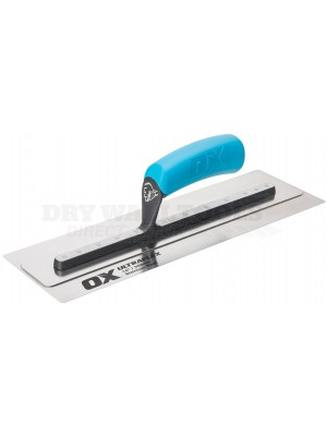 "OX Pro 18"" UltraFlex Finishing Trowel OX-P530118"