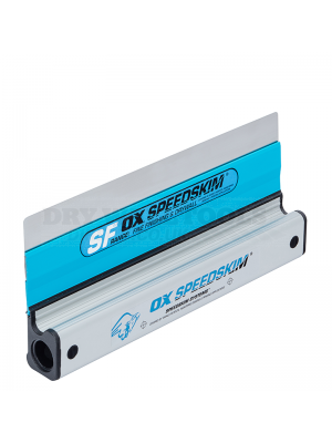 OX Speedskim Stainless Flex Finishing Rule - 300mm - (OX-P531030)