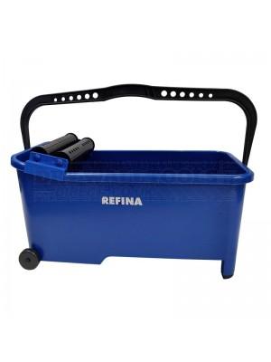 Refina Tilers Wash Bucket Twin Rollers 20 Litre - 328515