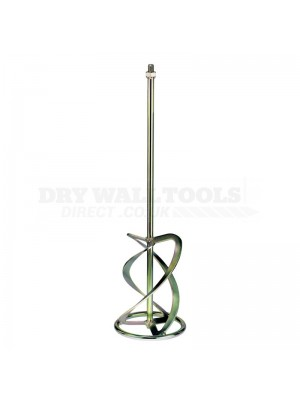 "Refina Zinc Large Spiral Mixer Paddle 6¼"" (160mm) - 450160"