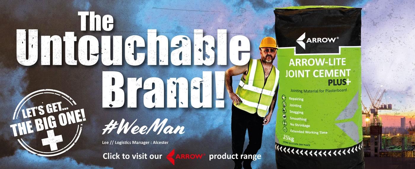 Arrow product range